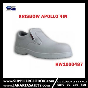 SAFETY SHOES KRISBOW APOLLO 4IN (43/9) KW1000487