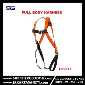 Full body hanging safety harness HT-311