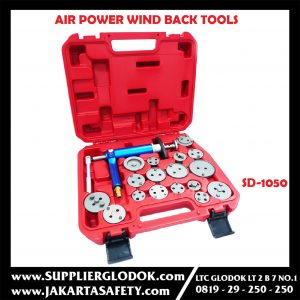 Air Power Wind Back Tool Set SD-1050 BULLOCKS