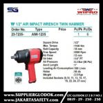 1/2″ AIR IMPACT WRENCH TWIN HAMMER WIPRO