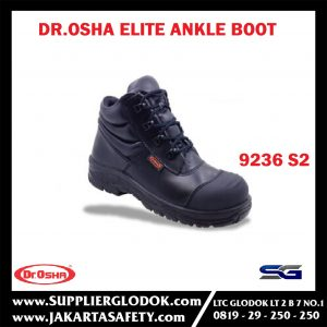 Elite Ankle Boot 9236 S2 Waterproof Composite Toe Cap – Dr.OSHA Safety Shoes