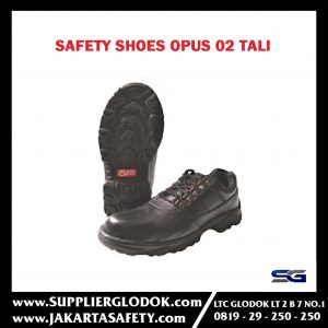 Safety Shoes SAFETOE OPUS 02 Tali