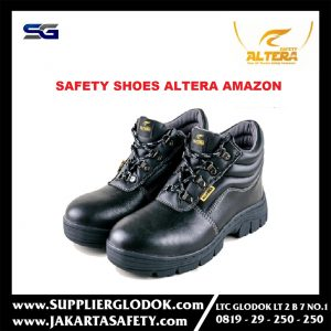 Sepatu Safety Altera Amazon