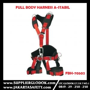 Full Body Harness A-Stabil 70502 SABUK PENGAMAN PEKERJA 5 POINT MURAH