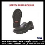 Safety Shoes Murah OPUS 01 Selop