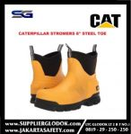 SAFETY SHOES CATERPILLAR STORMERS 6″ STEEL TOE