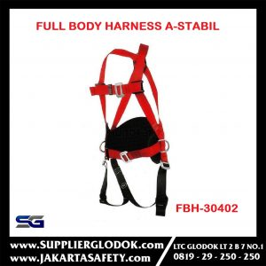 FULL BODY HARNESS A-STABIL FBH 30402