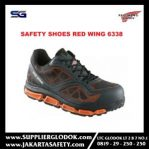 safety shoes red wing 6338