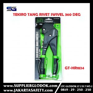 TEKIRO Tang Rivet Swivel 360 Deg