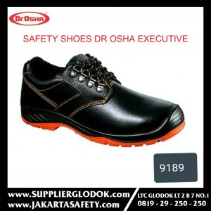 Sepatu safety shoes DR. OSHA 9189 EXECUTIVE LACE-UP – 37