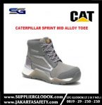 SAFETY SHOES CATERPILLAR SPRINT MID ALLOY TOE