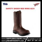 Safety Shoes Redwing 8231 USA / Red wing 8231 Original USA