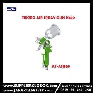 TEKIRO AIR SPRAY GUN K350 KIT