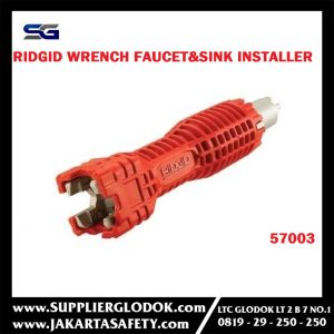 RIDGID Wrench,Faucet & Sink Installer (66807)-57003