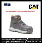 SAFETY SHOES CATERPILLAR PROPULSION COMPOSITE TOE WATERPROOF