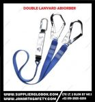 DOUBLE LANYARD ABSORBER