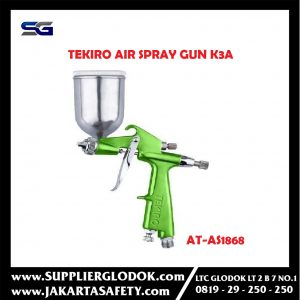 Air spray gun tekiro k3a