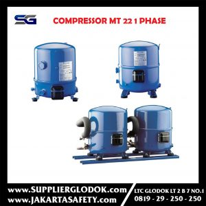 Compressor MT 22 1 Phase