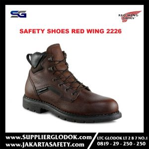 SEPATU SAFETY RED WING 2226