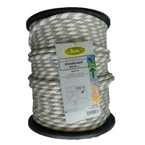 BEAL Contract 10.5 mm Rope (200 m) White