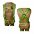 Leopard Safety Body Harness LPSH 0115