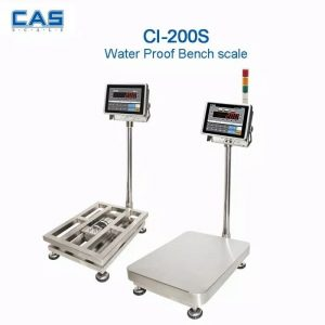 Water Proof Bench Scale CI-200S