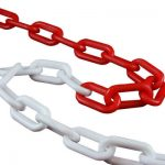 10mm Plastic Chain (per metre)
