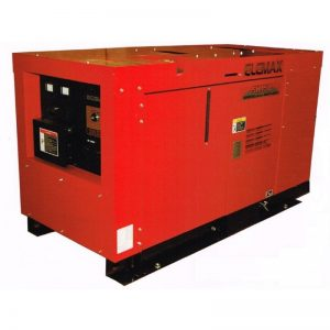 Genset Elemax Heavy Duty Type SH15D