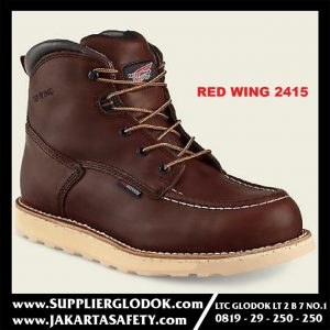 Sepatu Safety Red Wing Steel Toe Boots 2415