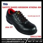 KRISBOW SAFETY SHOES ATHENA 4IN (37/4) Item #10111789