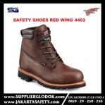 Sepatu Safety Boot Red Wing Redwing 4403