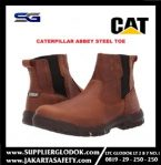 SAFETY SHOES CATERPILLAR ABBEY STEEL TOE