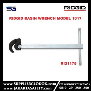 RIDGID Basin Wrench 1017-31175