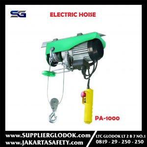 Electric Hoise – PA 1000