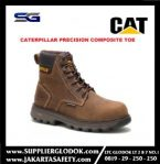 SAFETY SHOES CATERPILLAR PRECISION COMPOSITE TOE WATERPROOF