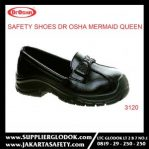 Sepatu Safety Shoes Dr OSHA Mermaid Queen – Size 2 – 36