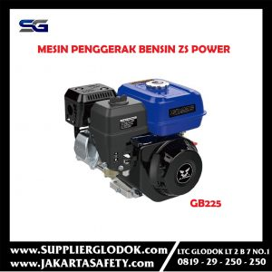 Gasoline Engine Mesin Penggerak Bensin ZS Power GB225 GB225R – GB225