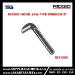 Ridgid 31580 Hook Jaw for Pipe Wrench 8″
