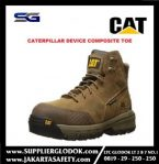 SAFETY SHOES CATERPILLAR DEVICE COMPOSITE TOE WATERPROOF