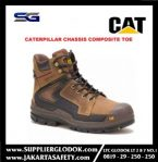 SAFETY SHOES CATERPILLAR CHASSIS COMPOSITE TOE WATERPROOF