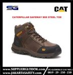 SAFETY SHOES CATERPILLAR SAFEWAY MID STEEL TOE