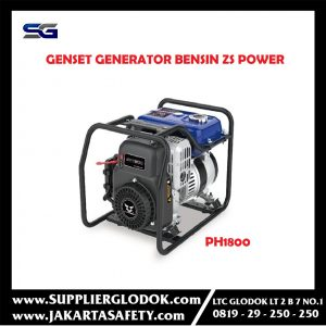 Genset Generator Bensin ZS Power PH1800