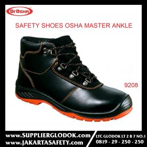 Sepatu safety shoes DR. OSHA 9208 MASTER ANKLE BOOT – 37