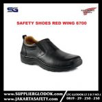 SEPATU SAFETY RED WING 6700