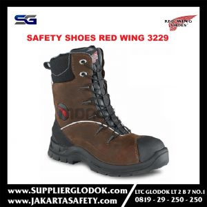 safety shoes red wing 3229