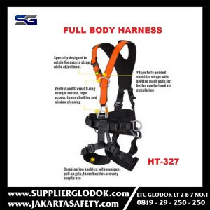 Full Body Harness Safeguard Type HT-327