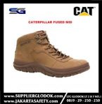 SAFETY SHOES CATERPILLAR FUSED MID
