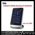 9 in 1 CO2 TVOC Formaldehyd PM2.5 Humidity Meter Air Quality monitor