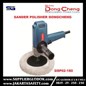 V speed Mesin poles mobil Polisher car DSP02-180 DONGCHENG DSP 02-180