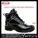 DR OSHA SAFETY SHOES TIPE President Ankle Boot 3283
